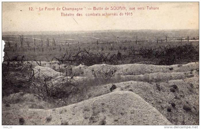 Butte de Tahure