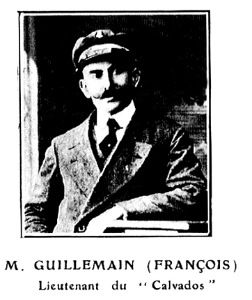 Calvados Guillemain