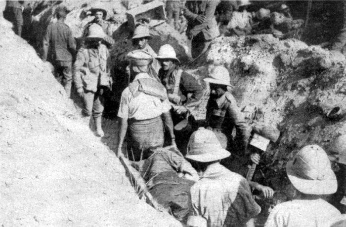 Cape Helles 1915 - 2