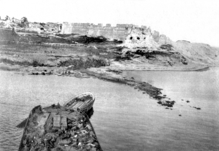 Cape Helles 1915