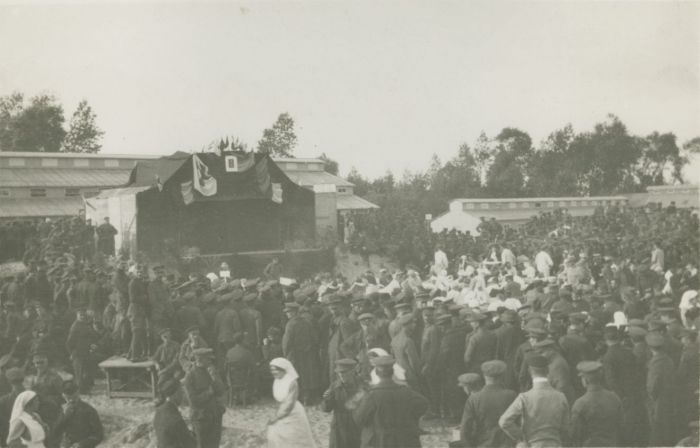 La Panne 1915 - 2