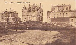 La Panne 1915