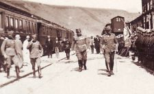 Serbian King Alexander - Mitrovitsa railstation
