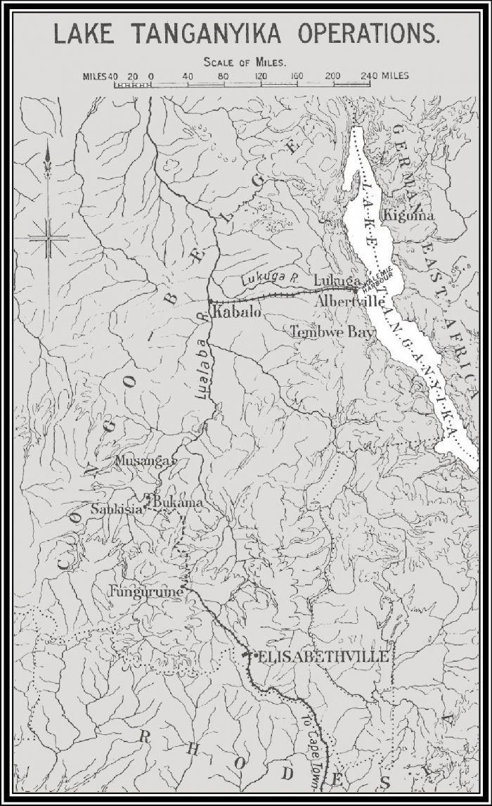 Tanganyika operations