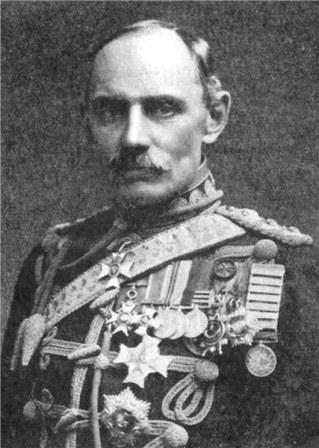 general mahon