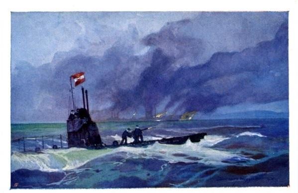 20.1. rak. ponorka