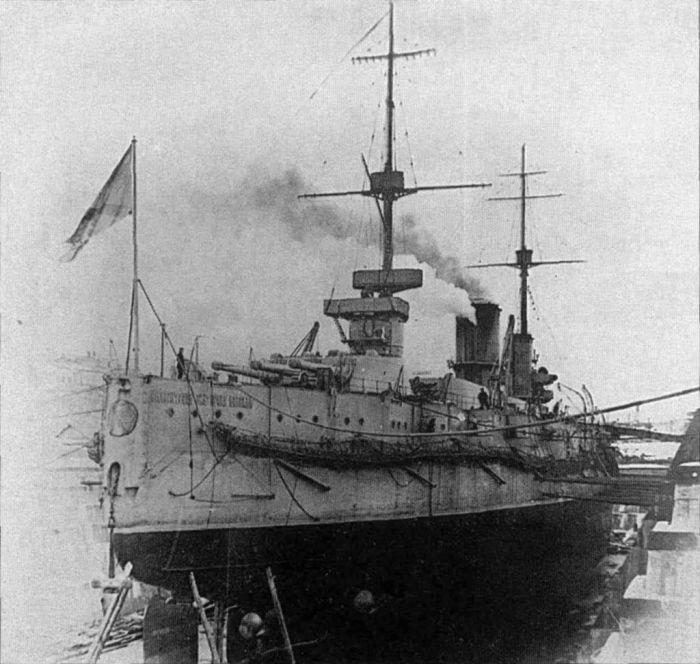 8.ImperatritsaEkaterinaVelikaya1911-1918Sevastopol