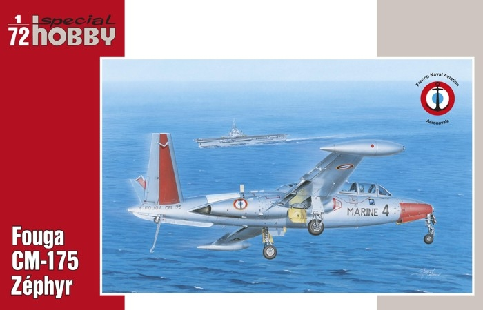 S72232 Fouga CM-175