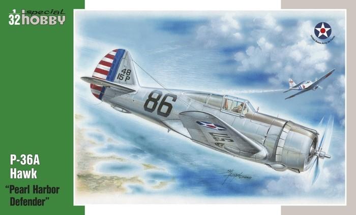SH32003 P-36A Hawk