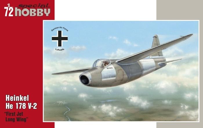SH72192 Heinkel He 178 V-2