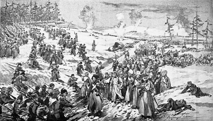 The Russians recaptured Przasnysz.jpg