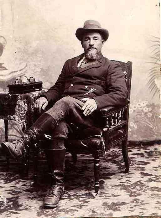 General Christian de Wet