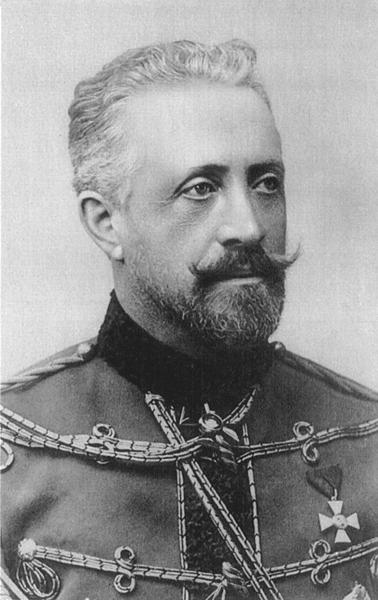 Grand Duke Nicholas Nikolaevich