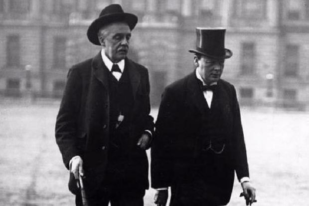 Arthur Balfour and Winston Churchill  1915.jpg