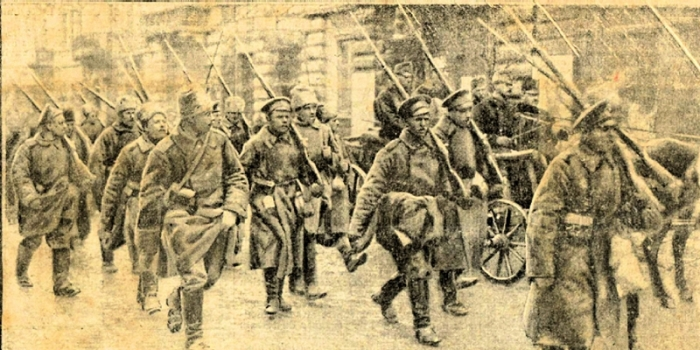 Russian troops arriving in the Przemysl.jpg
