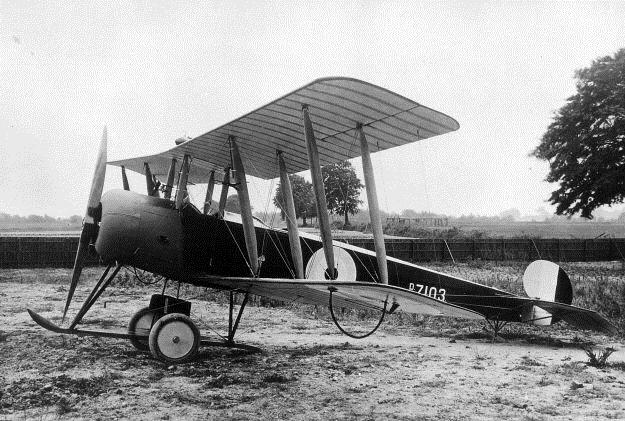 Avro 504K B7103