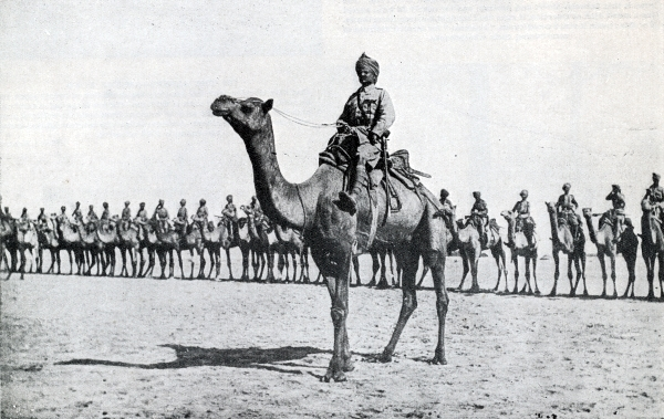 Indian_Bikanir_Camel_Corps_Egypt_1915