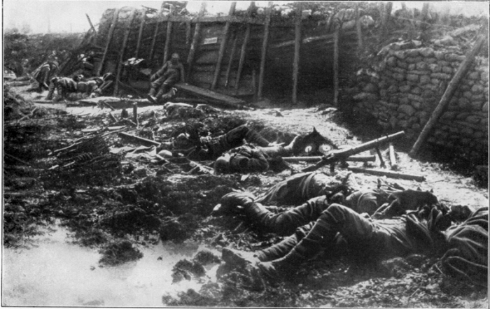 Chemical weapons in World War I