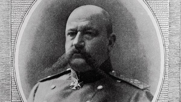 General of the Infantry Nikolai Yudenich
