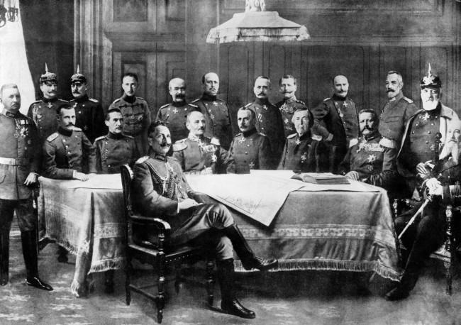 German General Staff In Upheaval