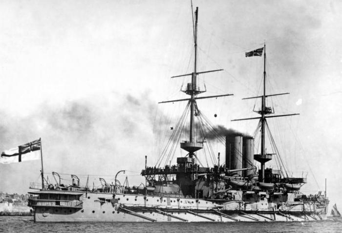 HMS Goliath