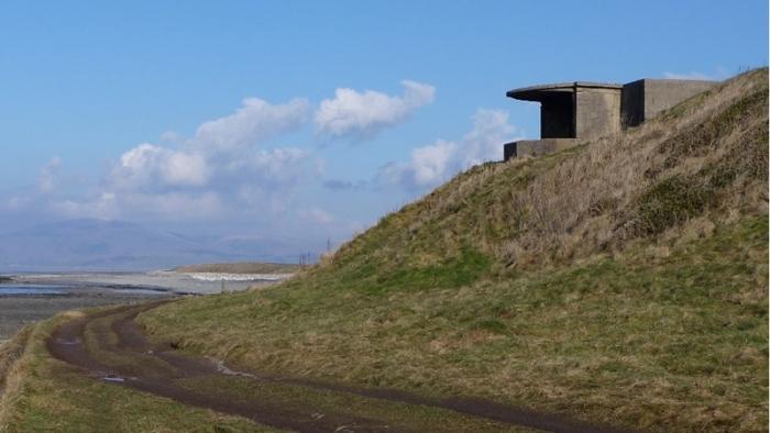 Walney Island Coast Battery