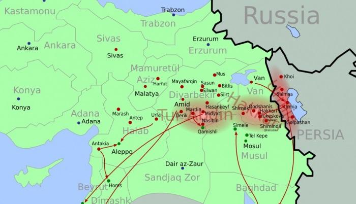 asyrian genocida
