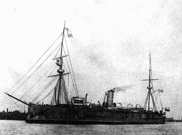 minelayer Ladoga
