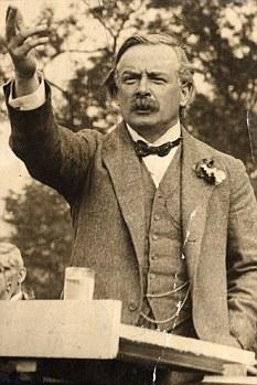 Lloyd George prime minister