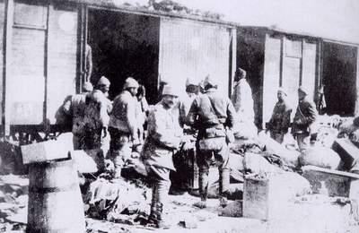 Turkish troops Macedonia