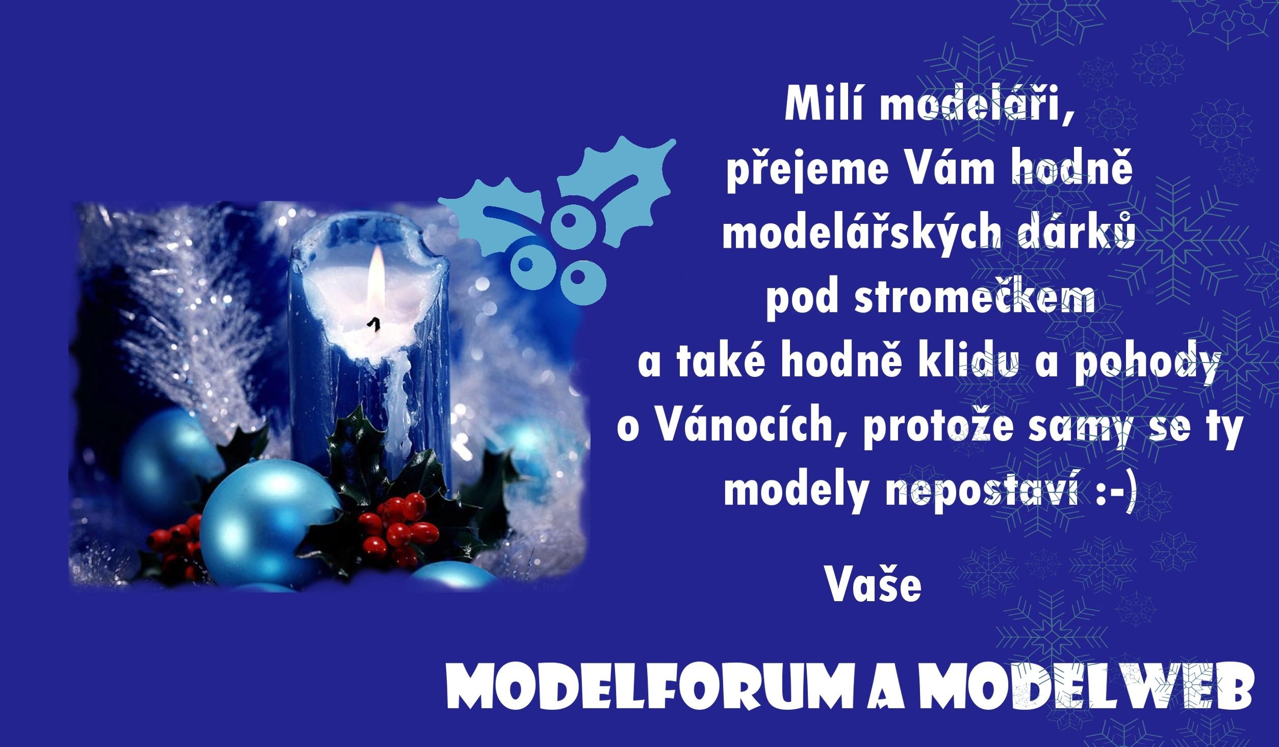 ModelWeb » Blog Archive » Šťastné a veselé vánoční svátky 2016 758b94512e