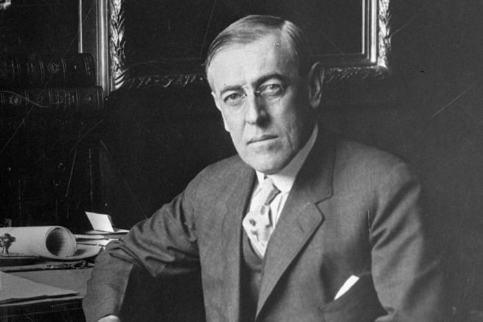 10.1.c Woodrow Wilson