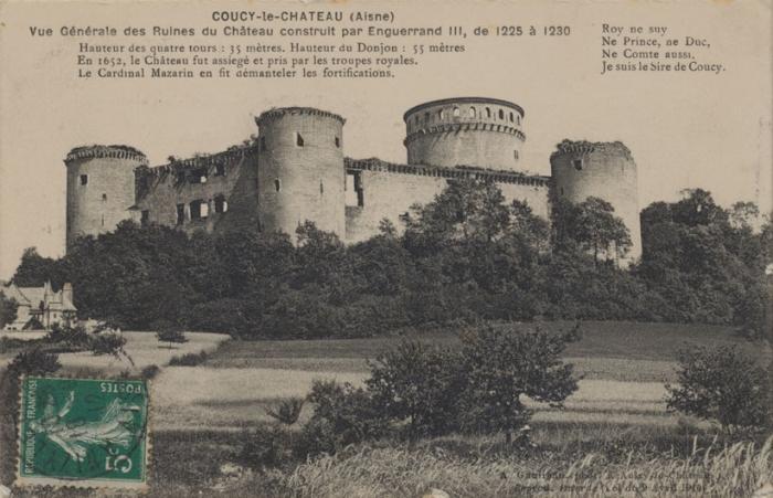20.3.a COUCY-le Château