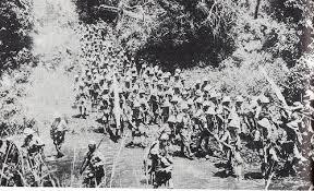 German east Africa 1916