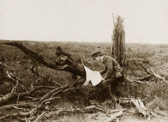 Battle of Messines Ridge.
