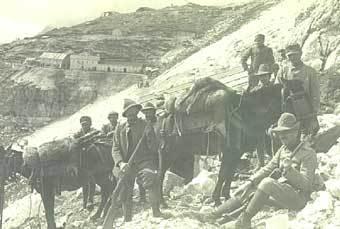 Monte Pasubio 1916