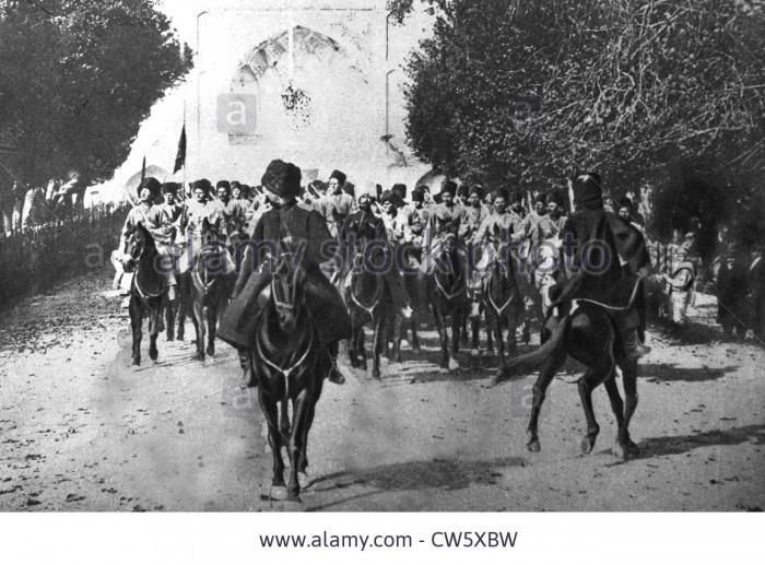 Persia 1916