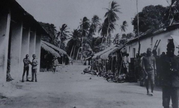Portuguese in Kionga