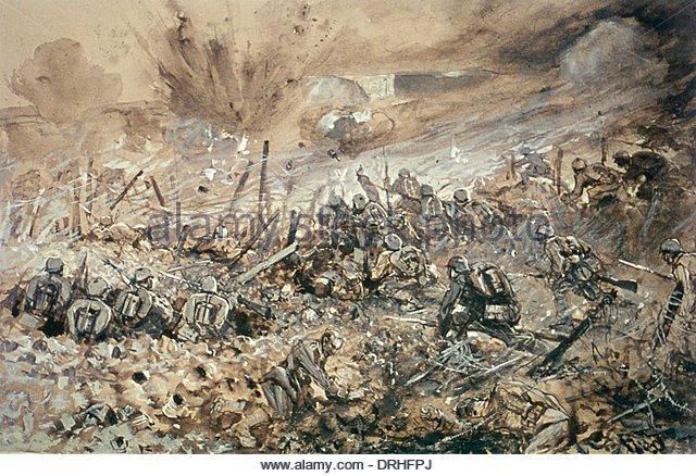 battle-at-thiaumont-verdun-france-ww1-drhfpj