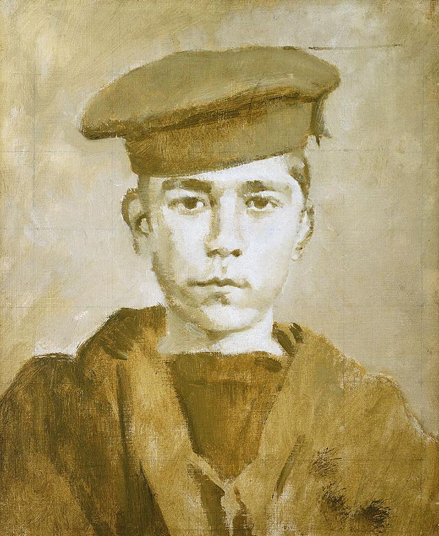 john_travers_cornwell_boy_1st_class_1900-1916_by_ambrose_mcevoy
