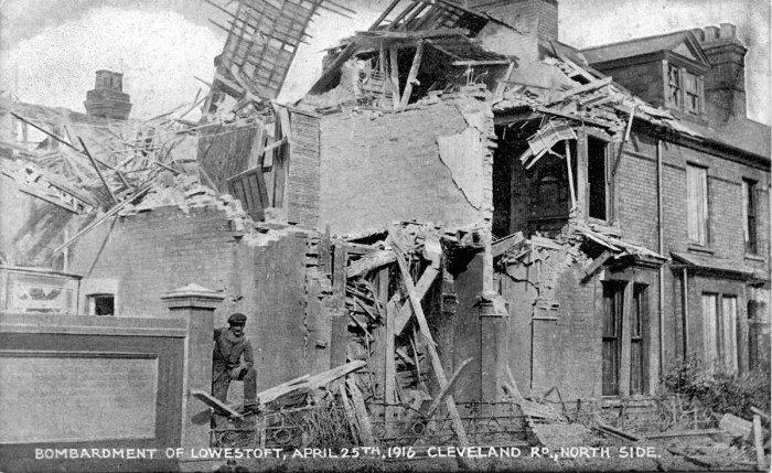 lowestoft apr 1916