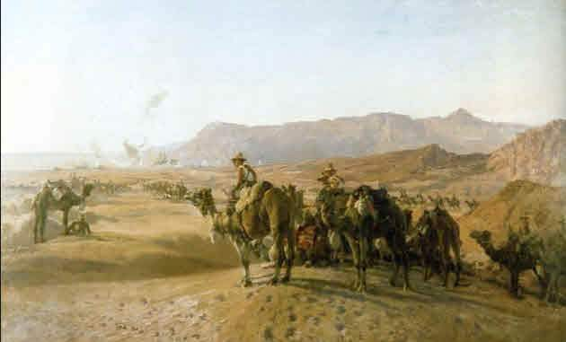 sinai peninsula 1916 - 2