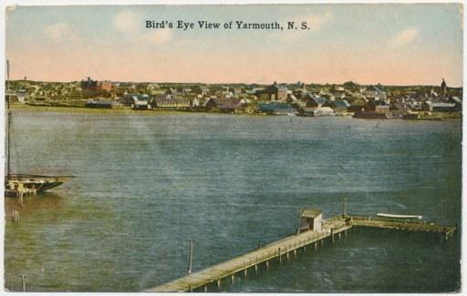 yarmouth 1916
