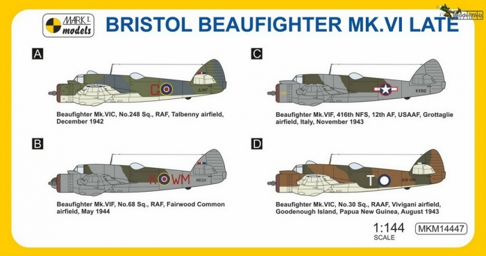 MKM14447 Beaufighter Mk.VI Late Dihedral_camo