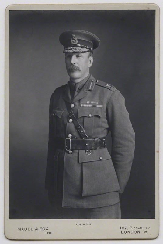 NPG x21261; Sir Frederick Stanley Maude