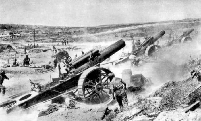 05a British_39th_Siege_Battery_RGA_Somme_1916