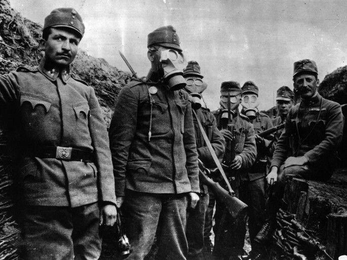 14.8a Austrian Army 1916