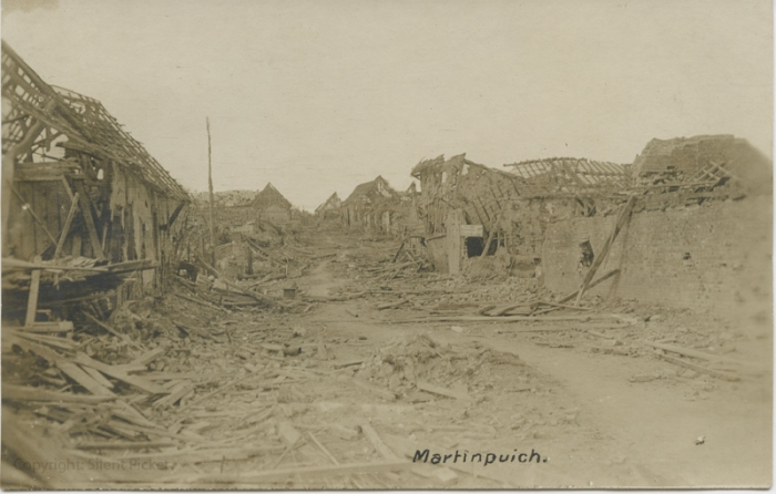 30.8b Martinpuich Grande Rue