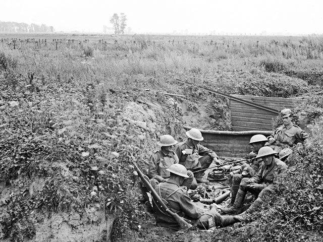 4.8aaa british trench