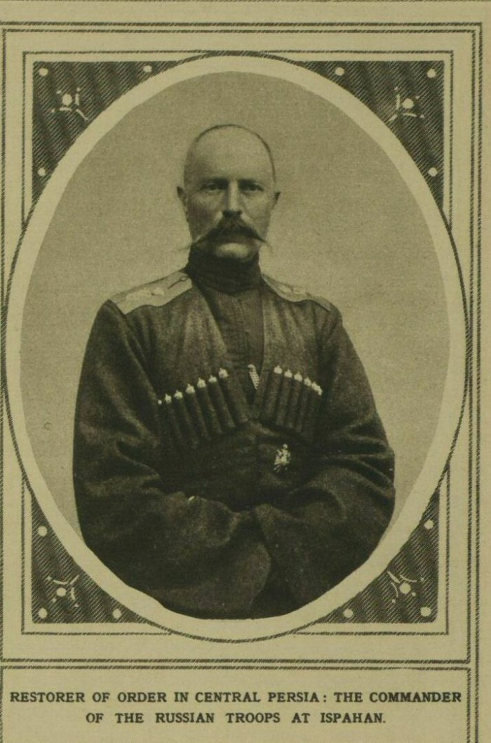 1.3. The Commander of the Russian Troops